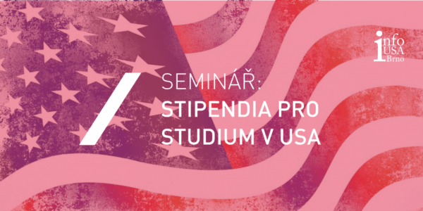 InfoUSA - Stipendia pro studium v USA